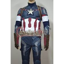 ultron costume custom made age of ultron captain america costume steve