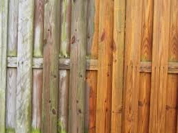 how to clean woodwork how to clean a wood fence or deck fence specialists
