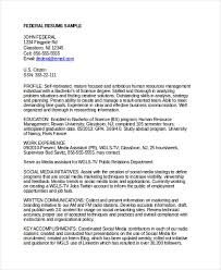 federal resume exle gallery of government resume template health symptoms and excel