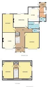 Nab Floor Plan 4 Bedroom Property For Sale In Lyndhurst Avenue Kingskerswell
