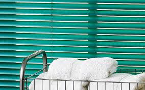 venetian blinds outside recess nucleus home