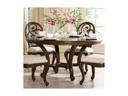 american drew dining room furniture lovely dark brown 60 inch chinese round dining table