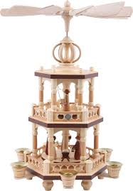2 tier pyramid the story 40 cm 16in by