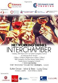 china cci chine interchamber networking drinks guangzhou march 28th china