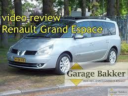renault espace 2013 video review renault grand espace 2 0 t 170 aut privilège 7pers
