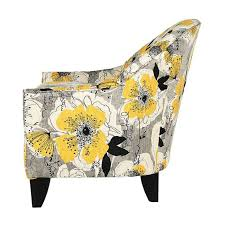 Grey Yellow Chair Gray And Yellow Accent Chair Finelymade Furniture