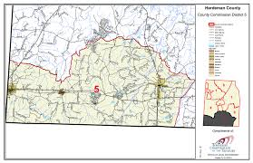 Map Of Tennessee With Cities And Towns by District 5 U2013 Hardeman County