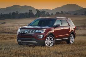 review ford explorer sport 2016 ford explorer sport and limited review kelley blue book