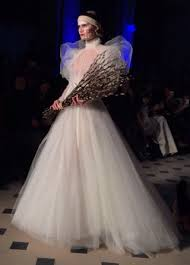 Vivienne Westwood Wedding Dresses Anders Christian Madsen Reports On The Vivienne Westwood Show