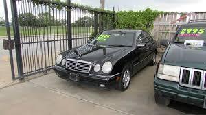 1997 mercedes e class e420 1997 mercedes e class e420 4dr sedan in houston tx chimney