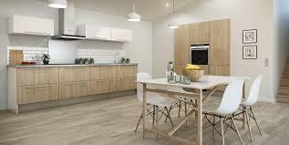 facade cuisine bois brut facade cuisine bois brut avec cuisine hygena loft cuisine