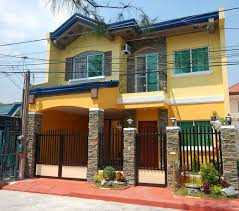Filipino Home Decor Interesting Inspiration House Design In Philippines Pictures 9 17