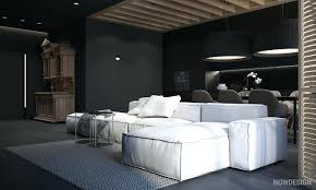 room with black walls decoration room with black walls interior designers living rooms