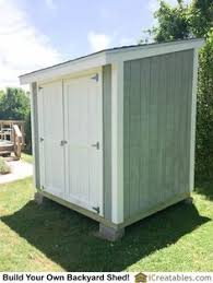 How To Build A Detached Garage Howtospecialist How To by How To Build A Storage Shed Step 1 Building The Storage