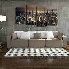 art and home decor wall art design chicago skyline wall art giant wall art home decor