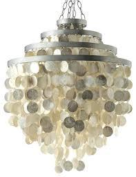 diy shell chandelier capiz shell chandeliers edrex co