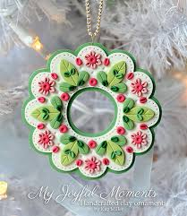 handcrafted polymer clay ornament by miller on etsy my