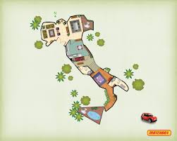 Itsly Map Print Advert By Italy Map Ads Of The World
