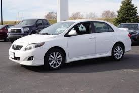 2010 toyota corolla s for sale 2010 used toyota corolla for sale frederick co uc17 1104a