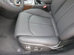 Seating Option Comfort Seats Audiworld Forums