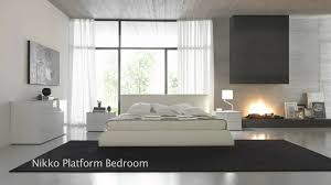 modern japanese style platform beds bedroom furniture