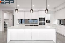 white contemporary kitchen cabinets gloss china modern design home furniture high gloss white lacquer