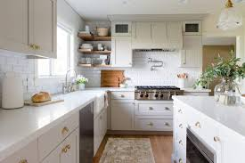 gray kitchen cabinets with white marble countertops 16 beautiful marble kitchen countertops