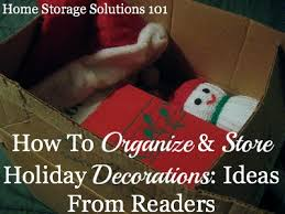 Christmas Decorations Storage by Holiday Decoration Storage Ideas Hall Of Fame