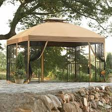 Replacement Pergola Canopy by Canada Replacement Gazebo Canopy Covers Garden Winds Canada
