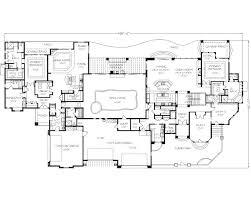 house plans 6 bedrooms floor plan farmhouse room home story single floor house luxury