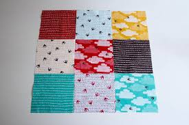 sewing circular quilted placemats tutorial imagine gnats