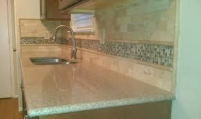 Kitchen Backsplash Travertine Subway  Glass Mosaic - Travertine mosaic tile backsplash