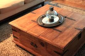 rustic storage coffee table small square trunk coffee tables for home decoration refinished rustic storage rustic storage coffee table