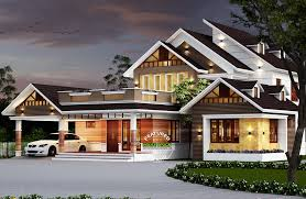 Home Design 50 Sq Ft by 2992 Sq Ft Modern House At Thrisuur Home Design