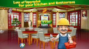 jeux de cuisines cooking fever télécharger
