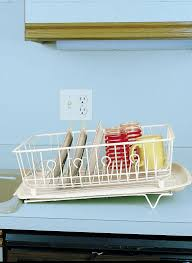 Dish Drying Rack For Sink Kitchen Sinks Ikea Dish Drying Rack Combined Countertop Dish