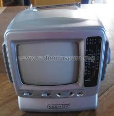 avec radio television noir blanc avec radio am fm tv radio keenox brand