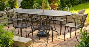 Black Iron Patio Chairs How To Pick Great Patio U0026 Deck Furniture Building Moxie