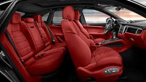 Porsche Macan Gts Black - 2015 porsche macan interior high resolution 11659 porsche