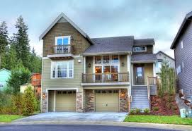 Two Story Craftsman Craftsman With Two Story Great Room 69035am Architectural