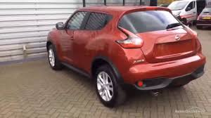 nissan juke 2017 red nissan juke n connecta dci red 2017 youtube