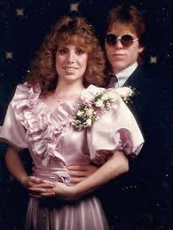 80s prom men 80s prom photos will take you back to when bangs where as high as