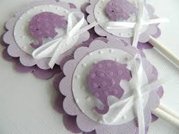 purple elephant baby shower decorations purple or lavender baby shower time for the holidays