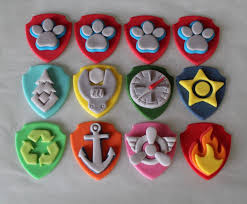 firefighter cupcake toppers paw patrol cake toppers shop paw patrol cake toppers online