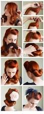 25 beautiful vintage hairstyles ideas on pinterest vintage hair