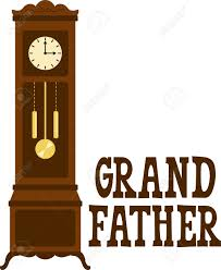 grandfather s clock watch clipart grandfather clock pencil and in color watch