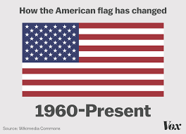 Americain Flag For Flag Day Watch How Much The American Flag Has Changed Vox