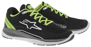 motorbike sneakers alpinestars 100 running shoes size 10 only revzilla