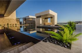 Modern Home Design Las Vegas The 2013 Nahb New American Home Modern Pool Las Vegas By