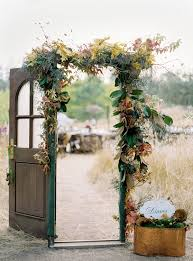 wedding decorations ideas 35 rustic door wedding decor ideas for outdoor country
